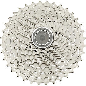 Shimano Deore CS-HG50 Cassette 10-speed, silver